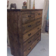 Chest of Drawers Set 2 Over 4