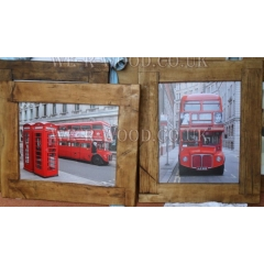 London Bus - Red Pair