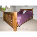 Farmhouse 7 Slat Bed