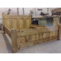 Country Panel Bed