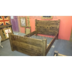 1 Only Plank Bed Double