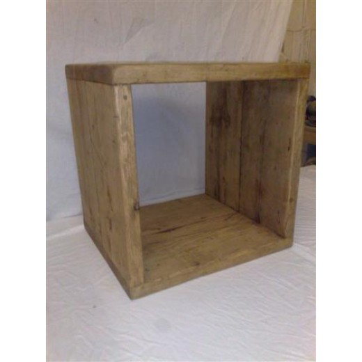 Bedside Table - Cube