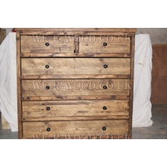 Chest of Drawers Set 4 Under 2