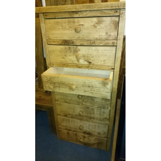 Tallboy with 7 Drawers