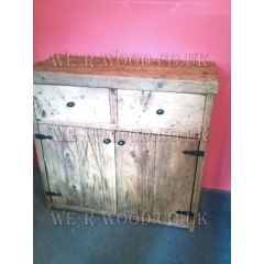 Sideboard with 2 Drawers 2 Doors