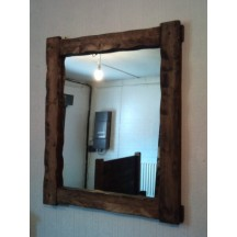Overlap Mirror - Wide