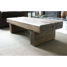 Two Beam Coffee Table