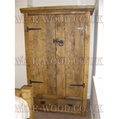 Wardrobe - Double Long Drawer
