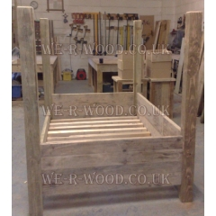4 Post Settee Bed