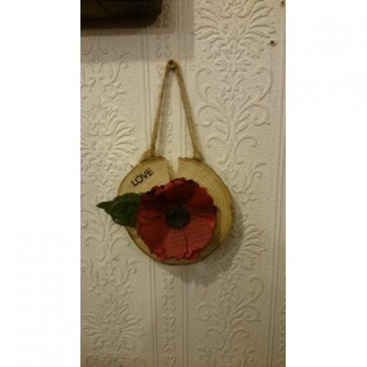 British Legion - Tree Poppy