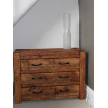 Chest of Drawers Set 1 Over 1 Over 1