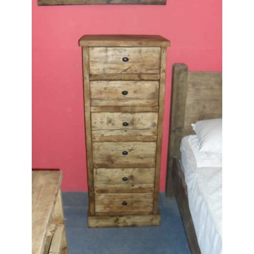 Chest of Drawers Set Tallboy with Plinth