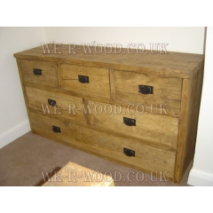 Chest of Drawers Set 3 Over 2 Over 1