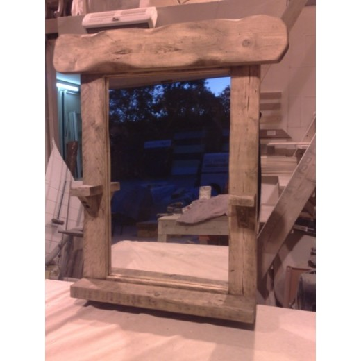 Candle Holder Mirror