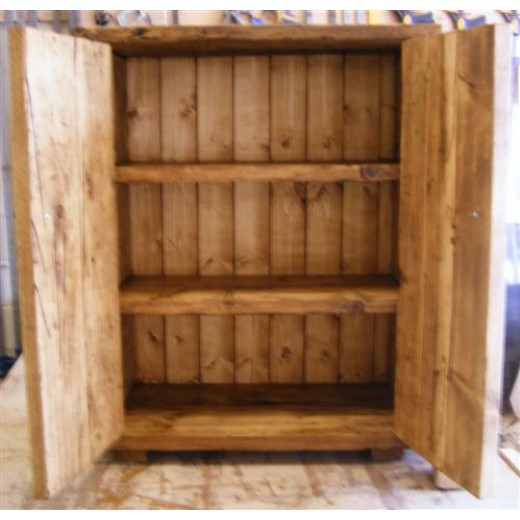 Shelf Book Case with Doors