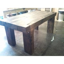 5 x 10 Beam Dining Table